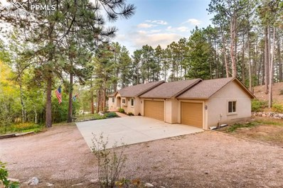 1155 Lone Scout Lookout, Monument, CO 80132 - MLS#: 1309705