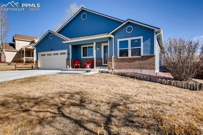 4835 Purcell Drive, Colorado Springs, CO 80922 - MLS#: 1324329