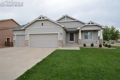 5130 Barnstormers Avenue, Colorado Springs, CO 80911 - MLS#: 1325202