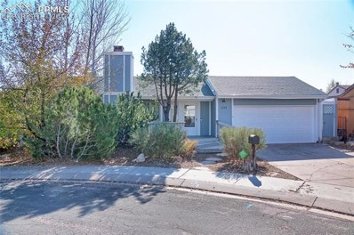 825 San Gabriel Place, Colorado Springs, CO 80906 - MLS#: 1331133