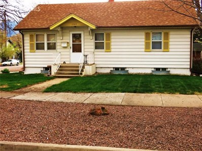 1303 W Cucharras Street, Colorado Springs, CO 80904 - MLS#: 1336987