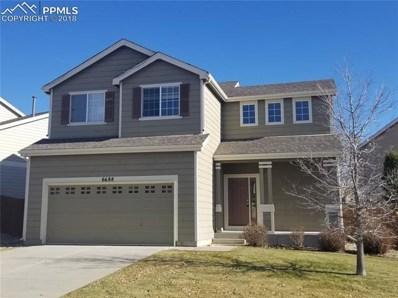 6688 Alibi Circle, Colorado Springs, CO 80923 - MLS#: 1339466