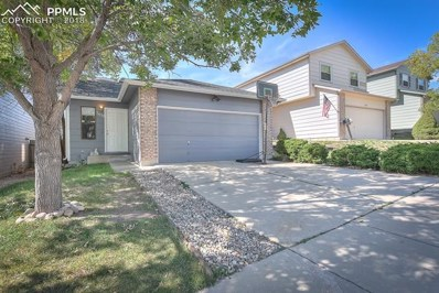 5433 Jennifer Lane, Colorado Springs, CO 80917 - MLS#: 1341164