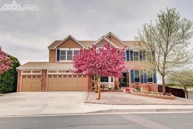 5550 Rock Vista Lane, Colorado Springs, CO 80917 - MLS#: 1353510