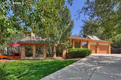 4070 Dunbarton Lane, Colorado Springs, CO 80909 - MLS#: 1358296