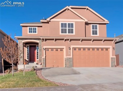 7870 Barraport Drive, Colorado Springs, CO 80908 - MLS#: 1359016