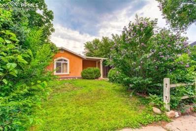 423 S Cedar Street, Colorado Springs, CO 80903 - MLS#: 1360083