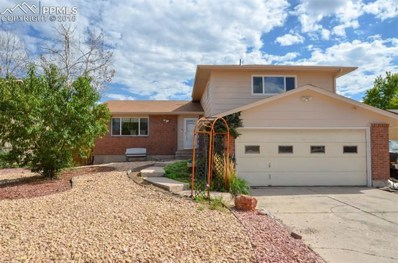 6375 Pushmataha Drive, Colorado Springs, CO 80915 - MLS#: 1368536