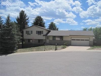 3150 Vickers Drive, Colorado Springs, CO 80918 - MLS#: 1373814