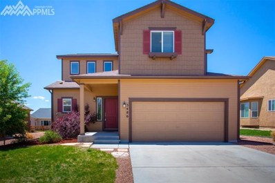3486 Tail Wind Drive, Colorado Springs, CO 80911 - MLS#: 1375102