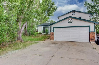6509 Charter Drive, Colorado Springs, CO 80918 - MLS#: 1388481