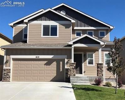 6151 Wallowing Way, Colorado Springs, CO 80925 - MLS#: 1394902