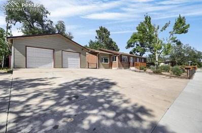 545 Catalina Drive, Colorado Springs, CO 80906 - MLS#: 1399217