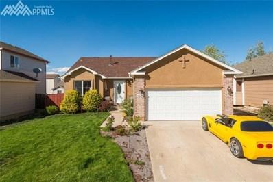 4820 Sea Eagle Drive, Colorado Springs, CO 80916 - MLS#: 1404480