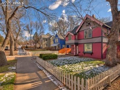 535 E Platte Avenue, Colorado Springs, CO 80903 - MLS#: 1406600