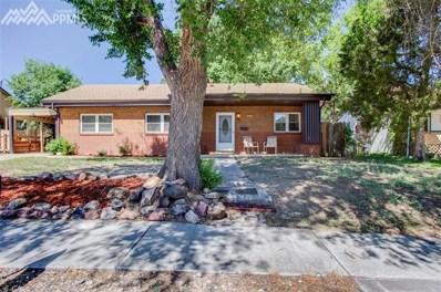 2310 N Union Boulevard, Colorado Springs, CO 80909 - MLS#: 1409233