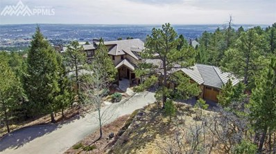 2805 Stratton Forest Heights, Colorado Springs, CO 80906 - MLS#: 1417815