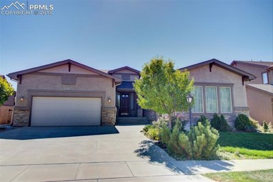 10023 Pinedale Drive, Colorado Springs, CO 80920 - MLS#: 1418616