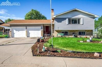 823 Drew Drive, Colorado Springs, CO 80911 - MLS#: 1421468