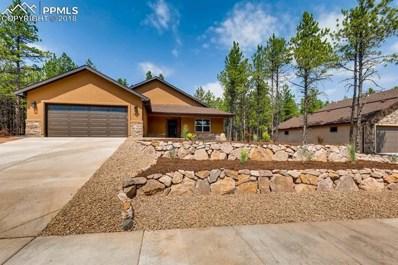 1334 Firestone Drive, Woodland Park, CO 80863 - MLS#: 1426138