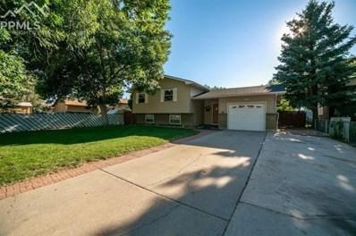 6870 Arctic Place, Colorado Springs, CO 80911 - MLS#: 1444464