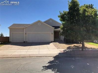 5423 Spoked Wheel Drive, Colorado Springs, CO 80923 - MLS#: 1444520