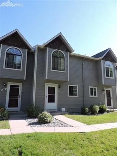 5548 Darcy Lane, Colorado Springs, CO 80915 - MLS#: 1445955