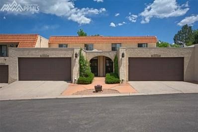 14415 Club Villa Drive UNIT C, Colorado Springs, CO 80921 - MLS#: 1446402