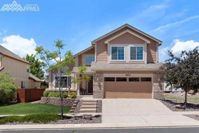 4622 Hotspur Drive, Colorado Springs, CO 80922 - MLS#: 1455293