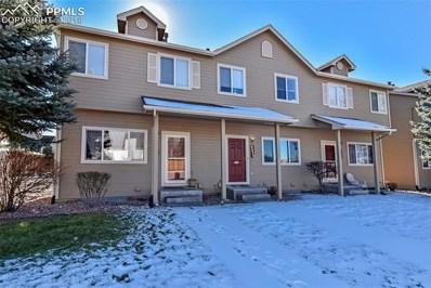 6659 Bismark Road, Colorado Springs, CO 80922 - MLS#: 1458873