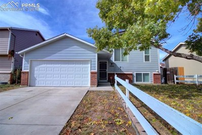 2060 Farrington Street, Colorado Springs, CO 80916 - MLS#: 1464586