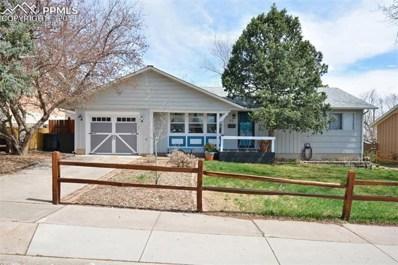 27 N Hayman Avenue, Colorado Springs, CO 80909 - MLS#: 1466401