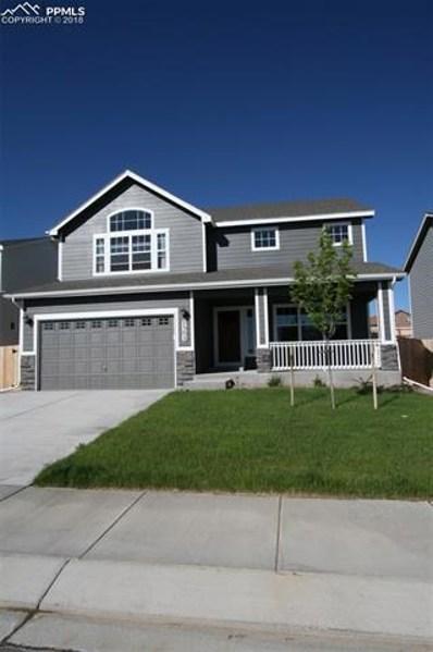 7302 Dutch Loop, Colorado Springs, CO 80925 - MLS#: 1468080