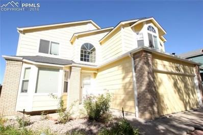 7210 Ashley Drive, Colorado Springs, CO 80922 - MLS#: 1469389