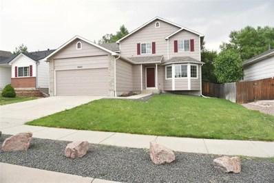 5663 Vermillion Bluffs Drive, Colorado Springs, CO 80923 - MLS#: 1475001