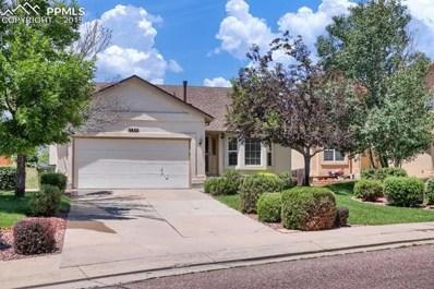 3822 Pronghorn Meadows Circle, Colorado Springs, CO 80922 - #: 1487762