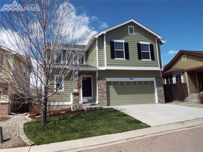 7663 Shimmer Circle, Colorado Springs, CO 80922 - MLS#: 1499210