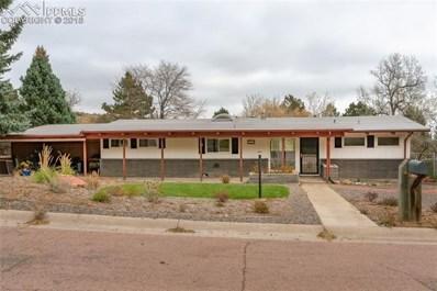 509 Argus Drive, Colorado Springs, CO 80906 - MLS#: 1508148