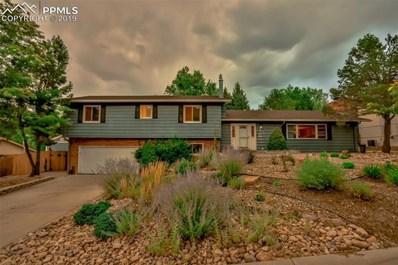 3214 Austin Place, Colorado Springs, CO 80909 - MLS#: 1510386