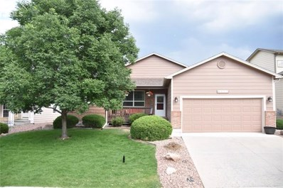 6155 Perfect View, Colorado Springs, CO 80919 - MLS#: 1513052