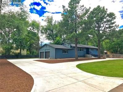 109 Vine Street, Colorado Springs, CO 80906 - MLS#: 1521623