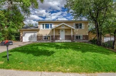 1555 Planewood Drive, Colorado Springs, CO 80910 - MLS#: 1525457