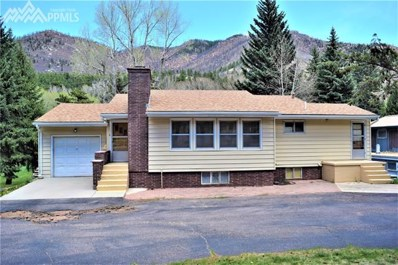 8610 Chipita Park Road, Cascade, CO 80809 - MLS#: 1532927
