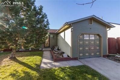 4210 Halstead Circle, Colorado Springs, CO 80916 - MLS#: 1542410