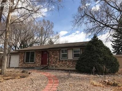 1249 Atoka Drive, Colorado Springs, CO 80915 - MLS#: 1545390