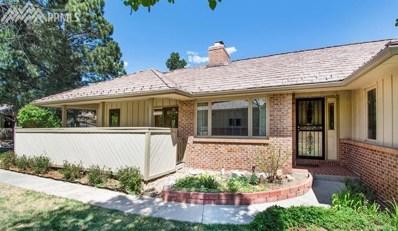 124 Miramar Drive, Colorado Springs, CO 80906 - MLS#: 1546874