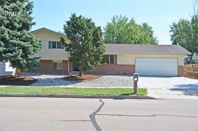 4140 Hollow Road, Colorado Springs, CO 80917 - MLS#: 1546913