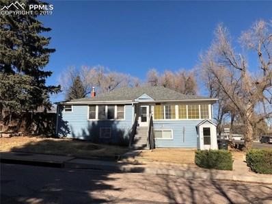 2104 N Chestnut Street, Colorado Springs, CO 80907 - MLS#: 1560885