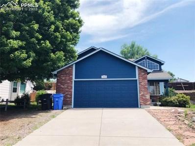 3550 Richmond Drive, Colorado Springs, CO 80922 - MLS#: 1565258