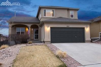 7817 Kettle Drum Street, Colorado Springs, CO 80922 - MLS#: 1567195
